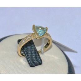 Женское авторское кольцо 70172