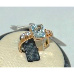 Женское авторское кольцо 70209