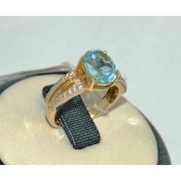 Женское авторское кольцо 70210