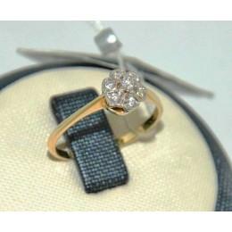 Женское авторское кольцо 70211