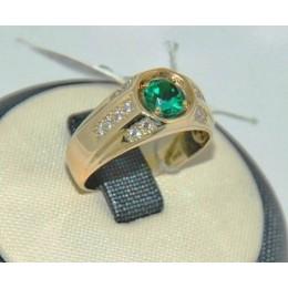 Мужское авторское кольцо 70241