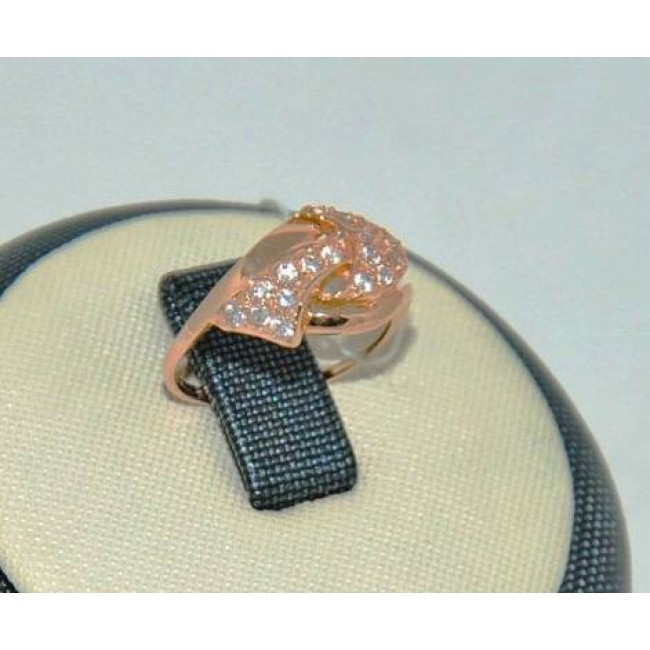 Женское авторское кольцо 70179