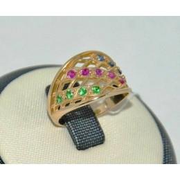 Женское авторское кольцо 70188