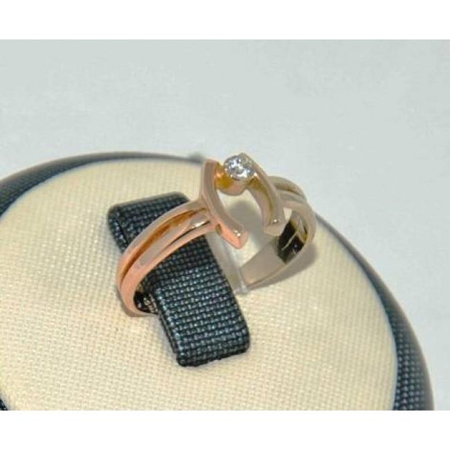 Женское авторское кольцо 70189