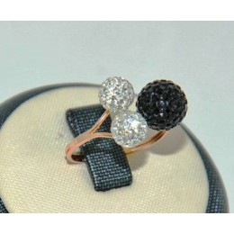 Женское авторское кольцо 70193