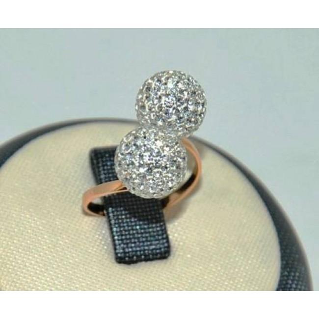 Женское авторское кольцо 70199