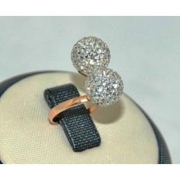 Женское авторское кольцо 70201