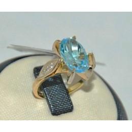 Женское авторское кольцо 70221
