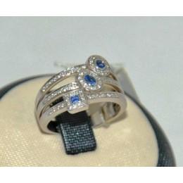 Женское авторское кольцо 70231