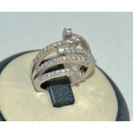 Женское авторское кольцо 70233