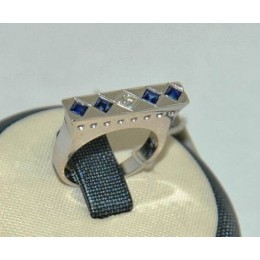 Мужское авторское кольцо 70248