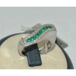 Женское авторское кольцо 70234