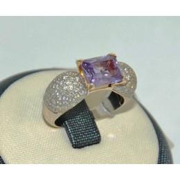 Женское авторское кольцо 70235