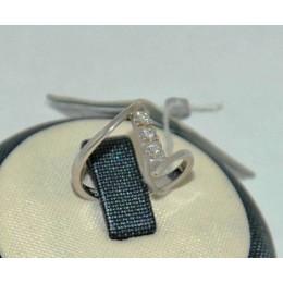Женское авторское кольцо 70205