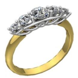 Женское кольцо 1183