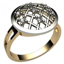 Женское кольцо 1233