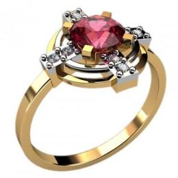 Женское кольцо 1222