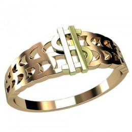 Женское кольцо 1246