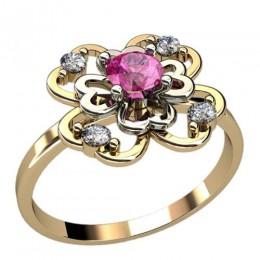 Женское кольцо 1244