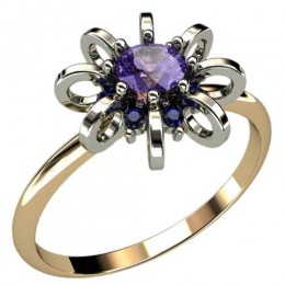 Женское кольцо 1254