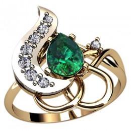 Женское кольцо 1275