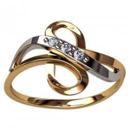 Женское кольцо 1280