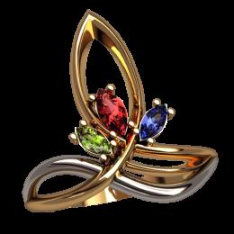 Женское кольцо 1323