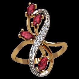 Женское кольцо 1324