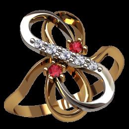 Женское кольцо 1325