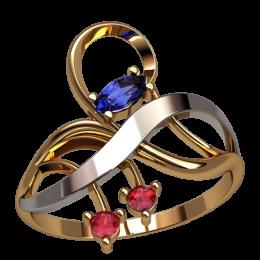Женское кольцо 1326