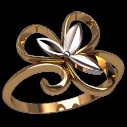 Женское кольцо 1327