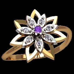 Женское кольцо 1334