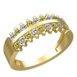 Женское кольцо классическое 2300