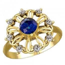 Женское кольцо 2315