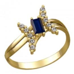 Женское кольцо 2318