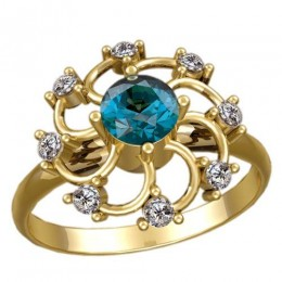 Женское кольцо 2320