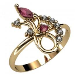 Женское кольцо 2347