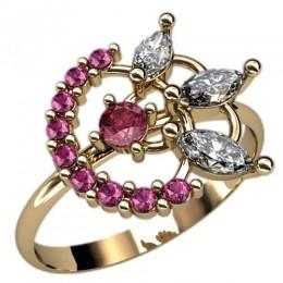 Женское кольцо 2348