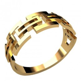 Женское кольцо классическое 2349
