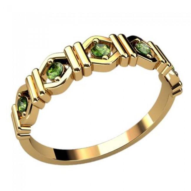 Женское кольцо классическое 2350