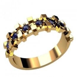 Женское кольцо классическое 2355