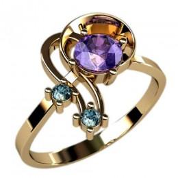 Женское кольцо 2360