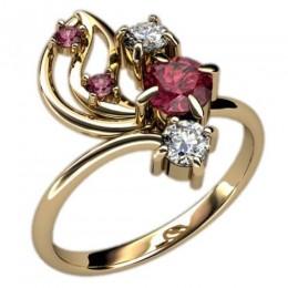 Женское кольцо 2361