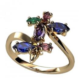 Женское кольцо 2362