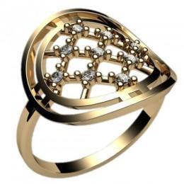 Женское кольцо 2365