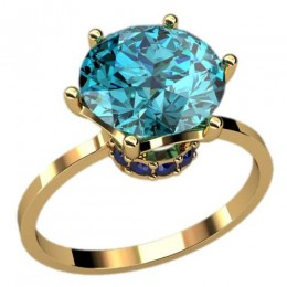 Женское кольцо 2370