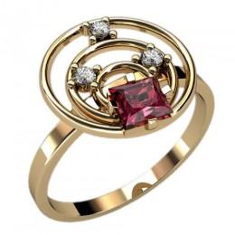 Женское кольцо 2373