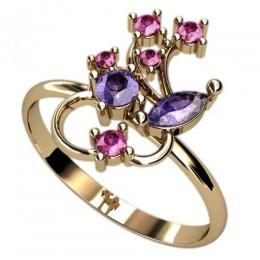 Женское кольцо 2380