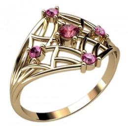 Женское кольцо 2381