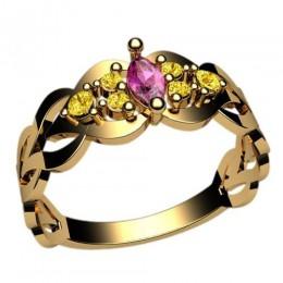 Женское кольцо 2385